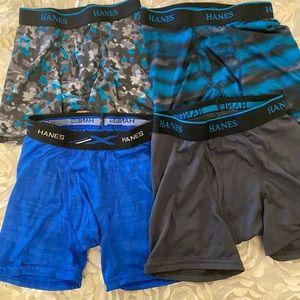 Little boys 10/12 unused boxers